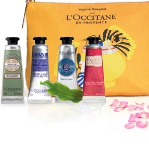 Free GIFTWith $50 Purchase @ L'Occitane