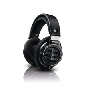 Philips Performance SHP9500 Over-Ear Open-Air Headphones