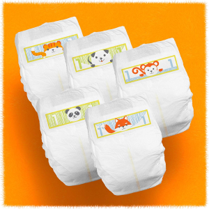 Save $10on Select Cuties Complete Care Diapers @ Amazon.com