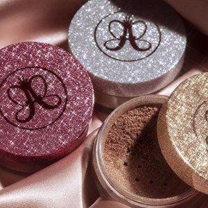 低至7折 €15.7收染眉膏Anastasia Beverly Hills 精选彩妆 收眼盘、高光散粉 做闪闪少女