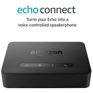 $19.99Echo Connect 家用座机也能变智能