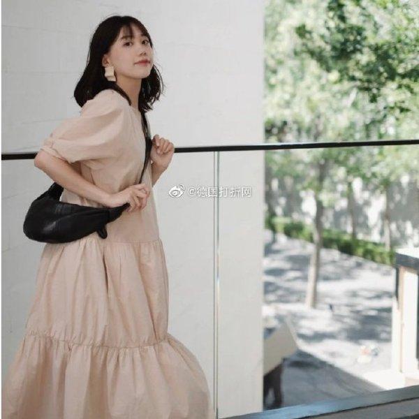 蜜桃蛋糕裙