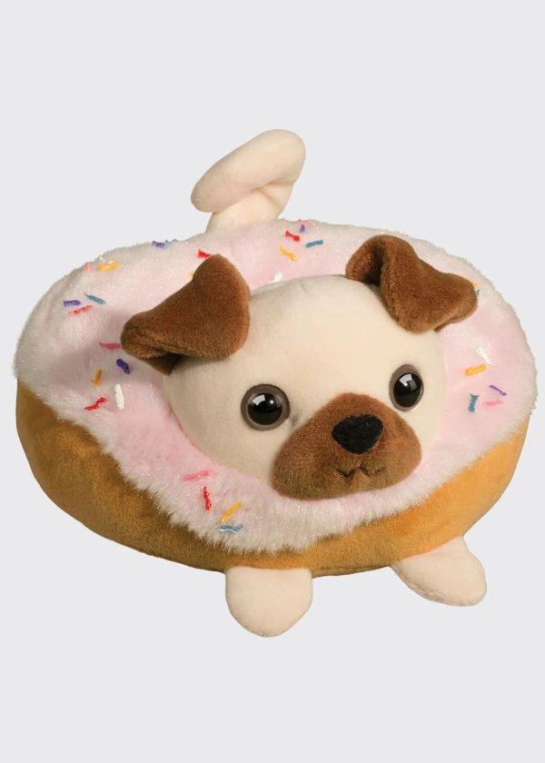 Pug Donut 玩具
