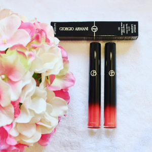 现价$32.3+免邮 免费刻字最后一天:Giorgio Armani Beauty 黑管唇釉热卖 收网红500