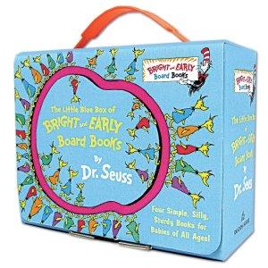 Dr. Seuss苏斯博士 小蓝盒套装