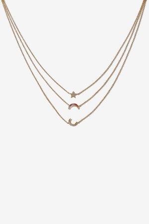 Cris Rainbow - Necklaces