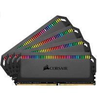 Corsair Dominator Platinum RGB 32GB (4 x 8GB) DDR4 3200 C16 内存套装