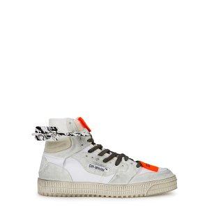 Off-White高帮鞋