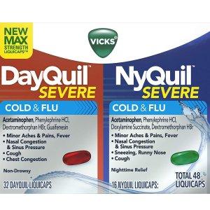 买2盒送$5礼卡Target 感冒药优惠 针对咳嗽、流鼻涕、多款对症