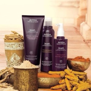 Dealmoon Exclusive! Free Shipping + 20% OffInvati Thinning Hair Solutions @ Aveda