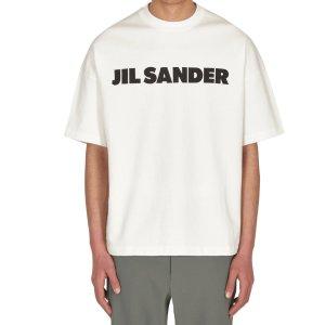Jil SanderBoxy Logo T-shirt