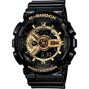 $149(原价$329)200M防水Casio 卡西欧 G-Shock 黑金风运动手表好价入
