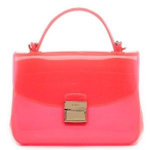 $62.3Furla Candy Candy Sugar Mini Chain Strap Cross-Body Bag
