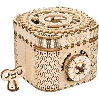 Robotime 3D 木质玩具音乐宝盒