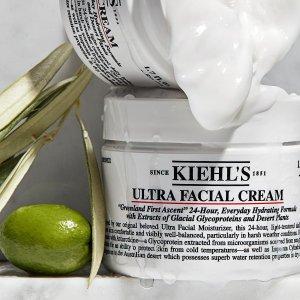 Kiehl's高保湿面霜 (50ml)