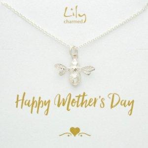 全场8.5折 £25送母亲节特别款项链Lily Charmed 官网 全场首饰母亲节大促 私人订制独一无二的小礼物