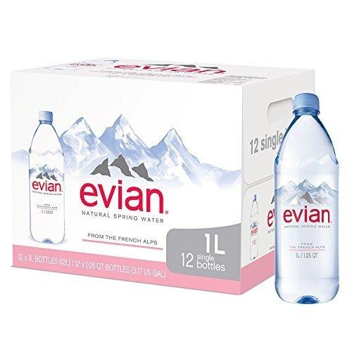 天然矿泉水 1升 12瓶
