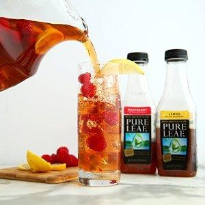 15% OffPure Leaf Tea Collections, Organic Iced Tea Variety Packs