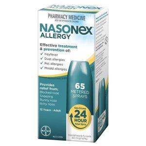 Nasonex 24h鼻炎喷雾 65喷
