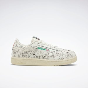 ReebokClub C 85 猫和老鼠小童鞋