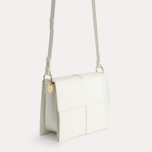 Pedro Shoes$19 off $99rePEDRO Mini Boxy Shoulder Bag - Chalk