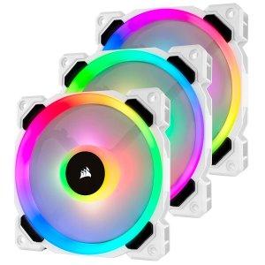 $79.99Corsair LL120 RGB 120mm PWM 风扇 3个