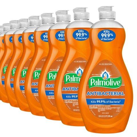 Palmolive Ultra Liquid Dish Soap 20oz Pack of 9