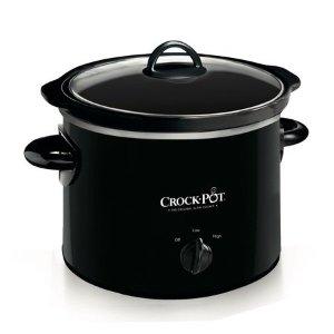 $9.96(原价$24.99)Crock-Pot 小号圆形慢炖锅 2夸脱