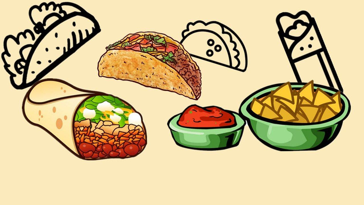 墨西哥菜怎么点?看懂菜单,这些就是好吃的精髓!