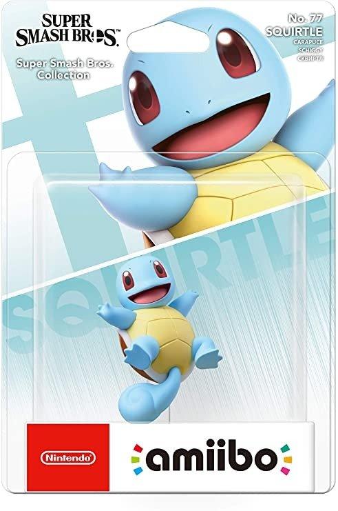 amiibo - Squirtle (Super Smash Bros.)
