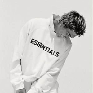 卫衣$80+免邮上新:Essentials 新款热卖,平价潮牌你也可以拥有