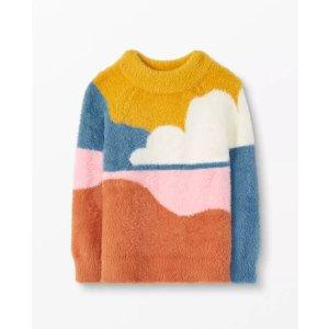 Hanna Andersson女童毛衣