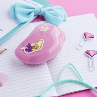 Tangle Teezer 迪士尼公主粉色顺发梳