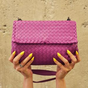 无门槛8折+直邮中国Bottega Veneta 精选美包热卖 收经典编织链条包