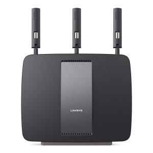 $99.99Linksys AC3200 EA9200三频无线智能路由器