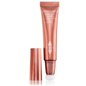 送唇膏睫毛膏2件套+免邮Charlotte Tilbury 绝美液体高光 适合亚洲人肤色 收pink、peach