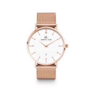 玫瑰金手表