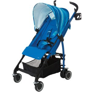 $103.74(原价$269.99)史低价:Maxi-Cosi Kaia 高颜值轻便童车水蓝色