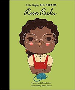 Rosa Parks 人物传记,little people,big dream