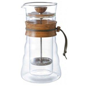 双层玻璃法压壶