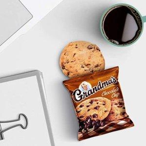 Grandma's Cookies, Chocolate Chip, 2.25oz (10 Pack)