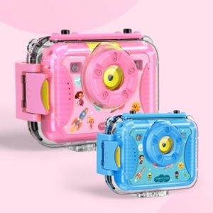 7.5折VanTop 儿童高清防水数码相机,32G内存,记录美好瞬间