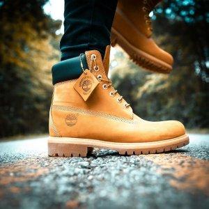 Timberland大黄靴