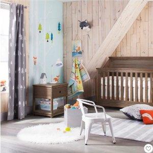 7.5折Cloud Island 婴儿棉纱包巾/盖毯/床笠等热卖 给宝贝柔软细致的呵护