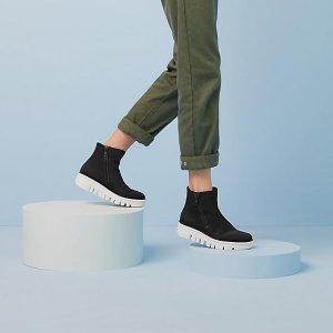 FitFlop厚底短靴