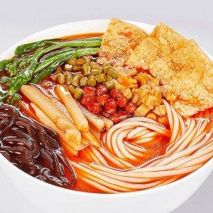 $4.99HAOHUANLUO Crayfish Taste River Snails Rice Noodle Spicy Flavor 320g
