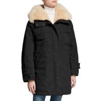 Moncler Lagopede Fur-Collar 外套