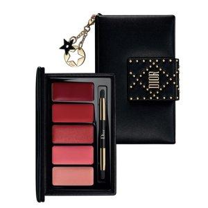 $62入卡包,断货王Dior 2018圣诞限定彩妆盘上新