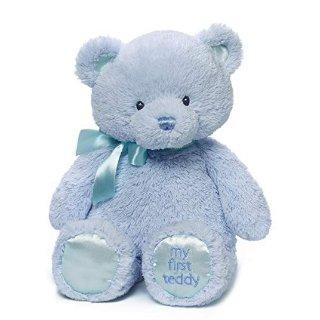 低至$12.99  音乐大象降价Baby GUND 超萌毛绒玩具,收泰迪小熊、音乐大象