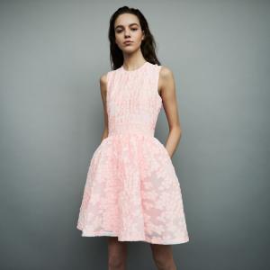 低至5折+包邮Maje官网 连衣裙、半身裙热卖 $192收佟丽娅同款连衣裙
